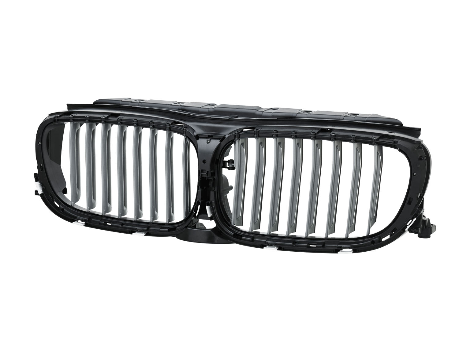 Full Face Shutter Active Design Grille Vertical
