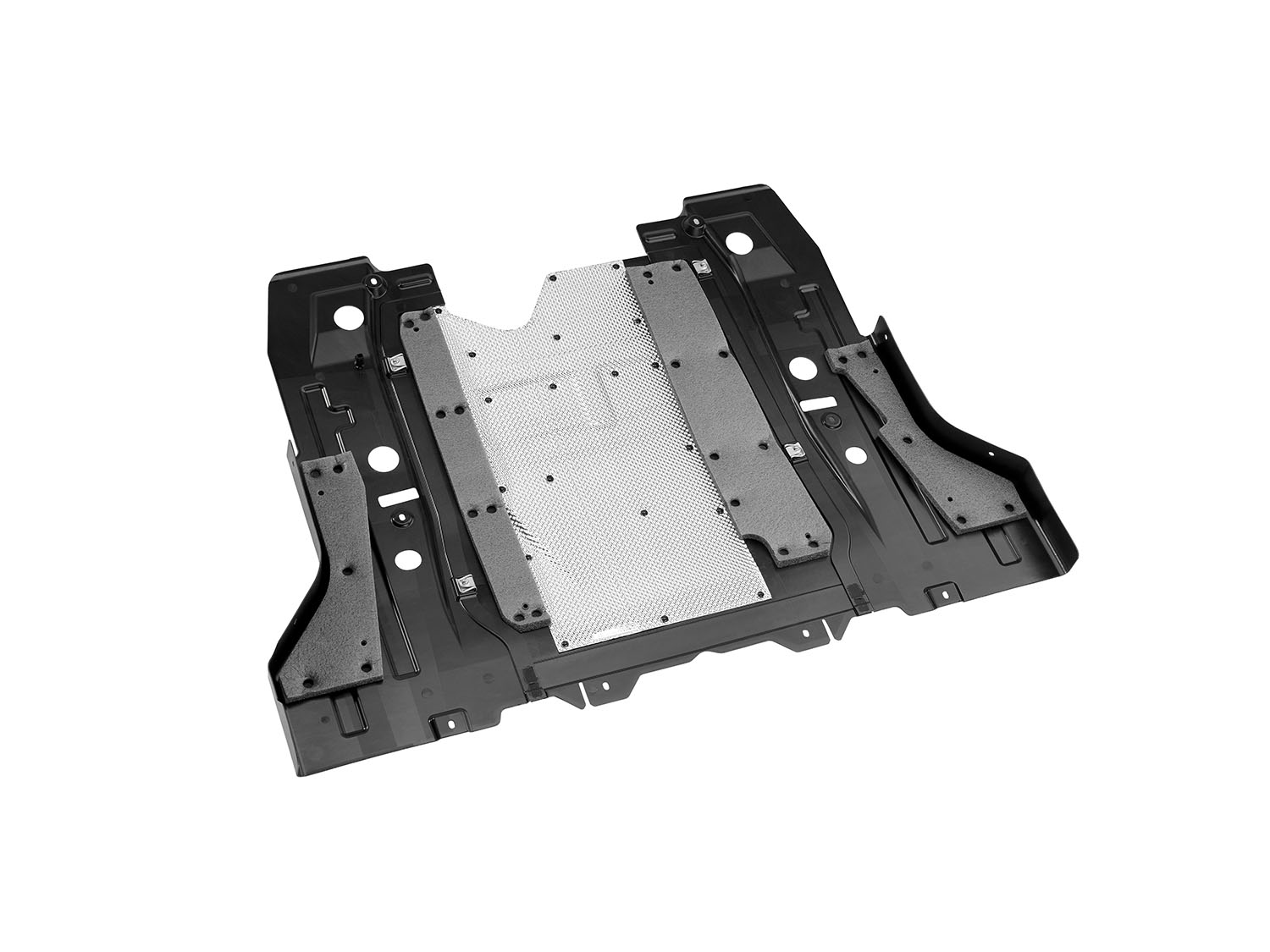 D LFT Engine Shield With Integrated Maintenance Shutter ...