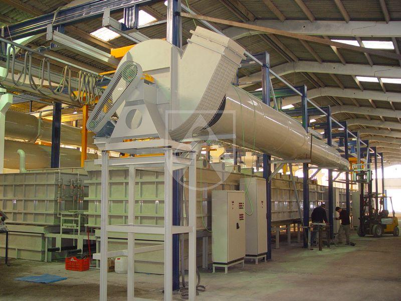 Exhaust Ventilation Systems ~ Plastics for ventilation plants röchling