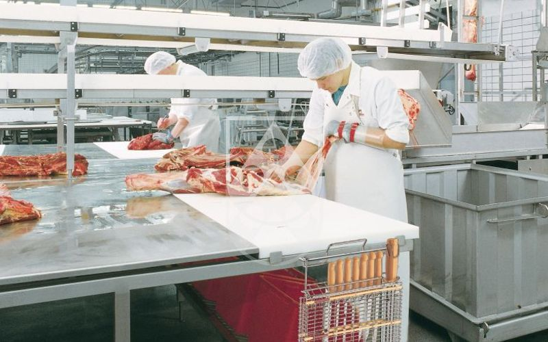 Hydroma® quality cutting boards are made from high-grade special plastics that meet the requirements laid down in food legislation for the use of plastics in connection with food.