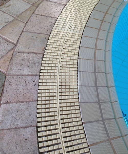 Swimming Pool Industry: Pool Gratings - Swimming Pool Grating