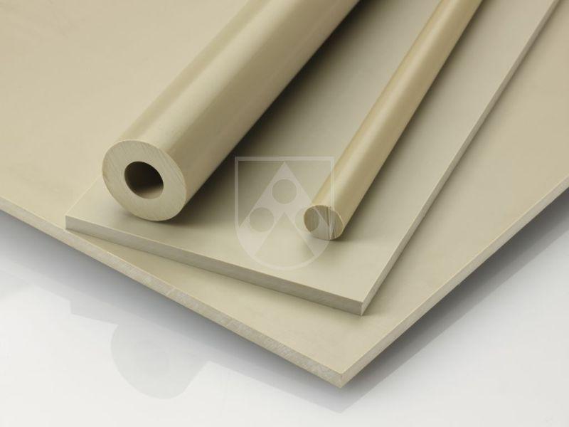 PEEK – sheet, plate, round rods & tubes / tubing