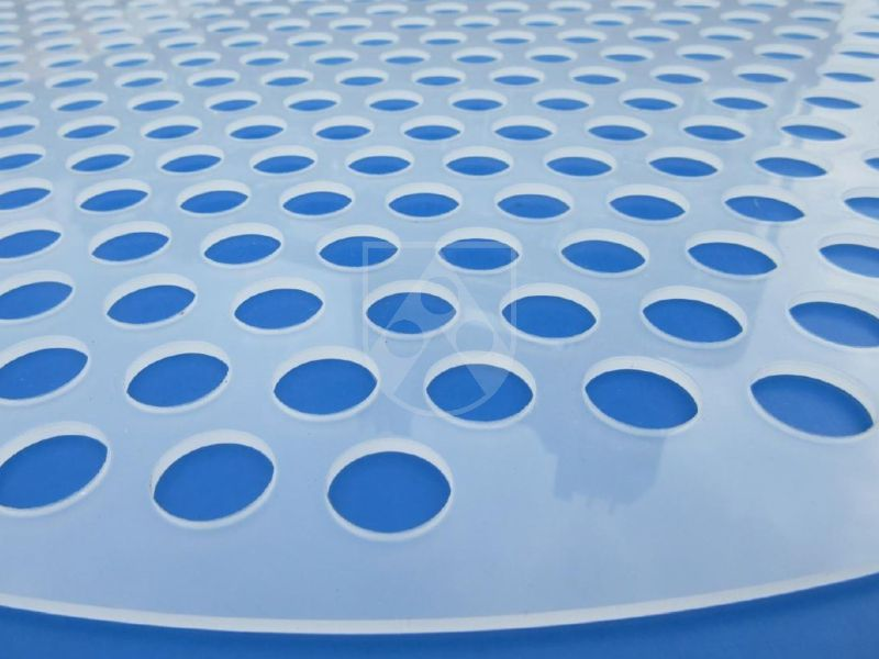 Perforated plastic sheets | Röchling US