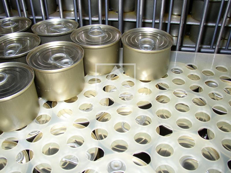 Layer pads for autoclaves made of Polystone® P SSAG