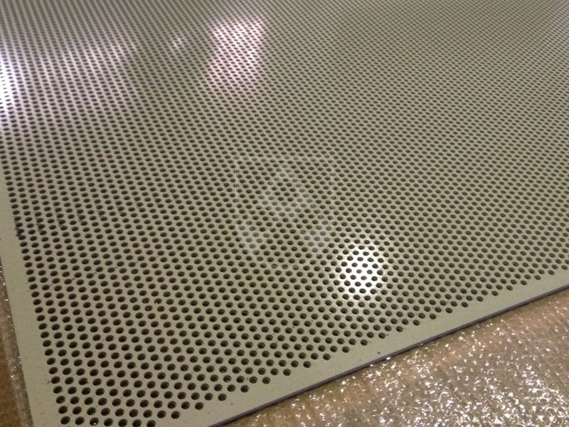 Perforated Plastic Sheets R 246 Chling