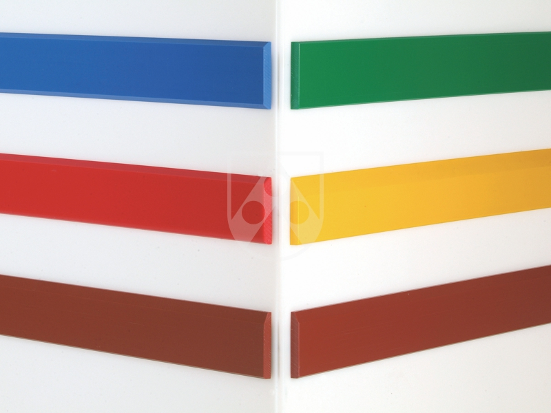 Wandschutz rammschutzleisten aus kunststoff robuster schutz f r ihre wand pe rammschutz - Wandschutz kunststoff ...